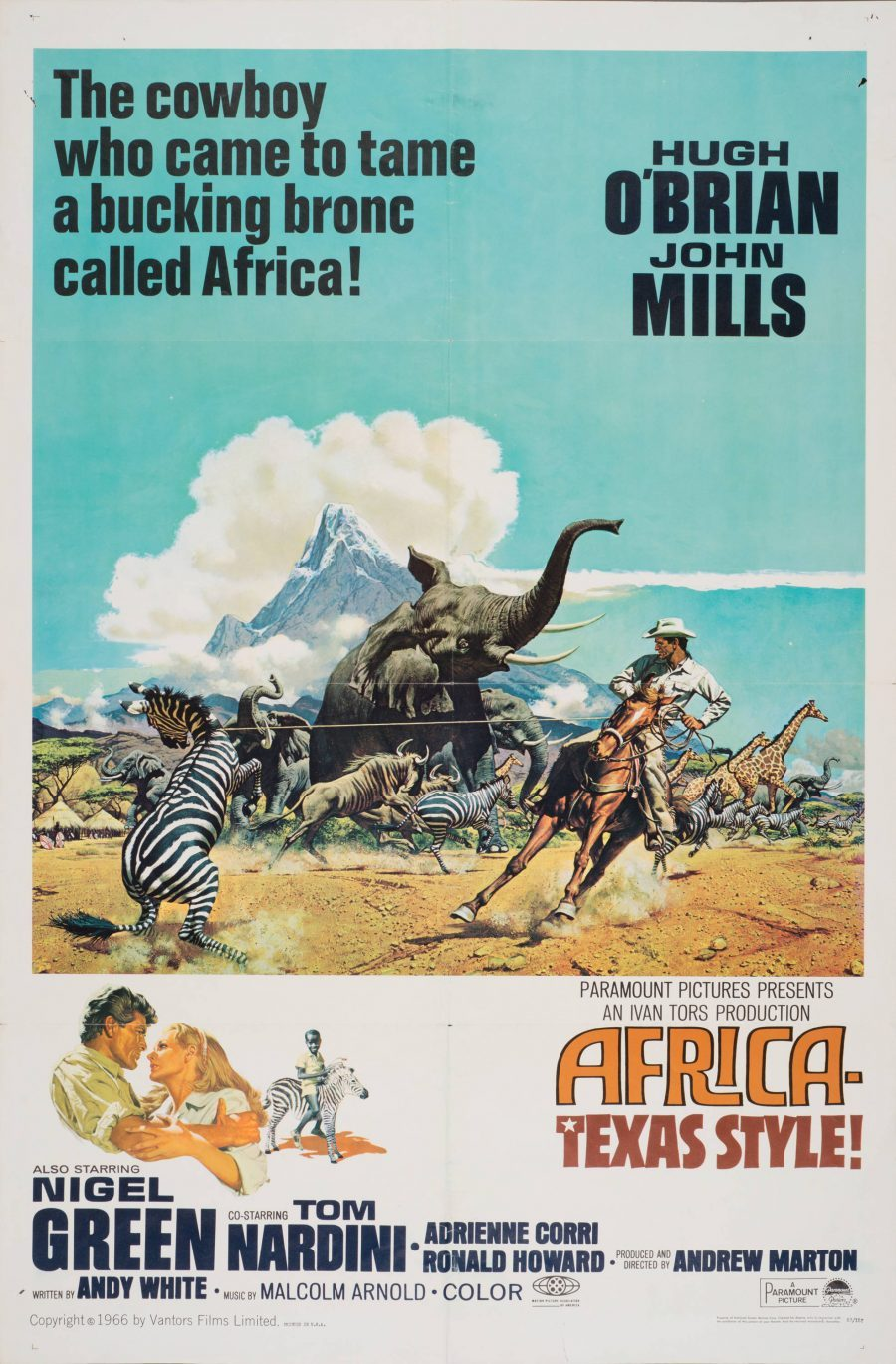 10,000 Classic Movie Posters Getting Digitized & Put Online by the Harry Ransom Center at UT-Austin: Free to Browse & Download Artes & contextos Africa Texas Style e1516348048364