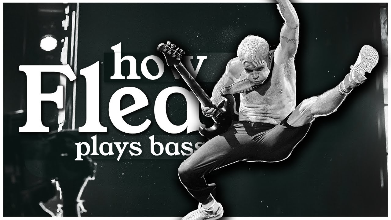 What Makes Flea Such an Amazing Bass Player? A Video Essay Breaks Down His Style