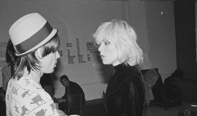 Photographer Puts Her Archive of Photos Documenting the 1970s New York Punk Scene on Instagram: Iggy Pop, Debbie Harry, Lydia Lunch, Tom Verlaine, and Even Jean Michel Basquiat