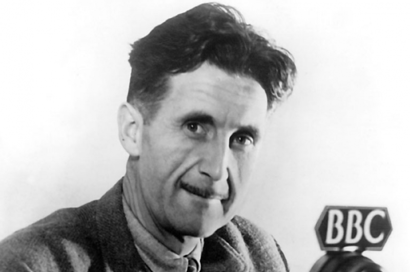 George Orwell Creates a List of the Four Essential Reasons Writers Write
