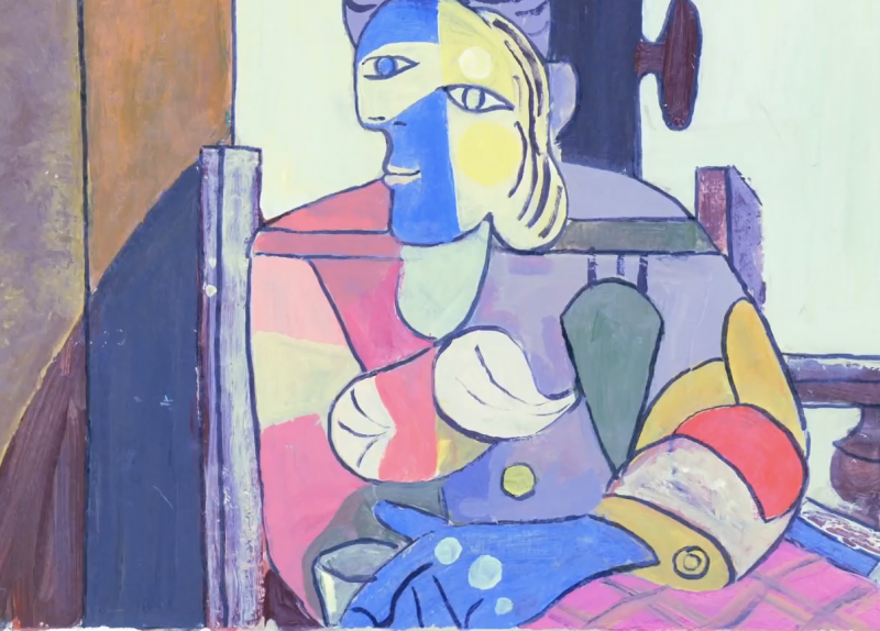 One Minute Art History: Centuries of Artistic Styles Get Packed Into a Short Experimental Animation
