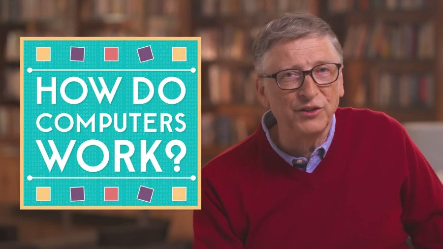 How Do Computers Work?: New Video Series Explains the ... - photo#22