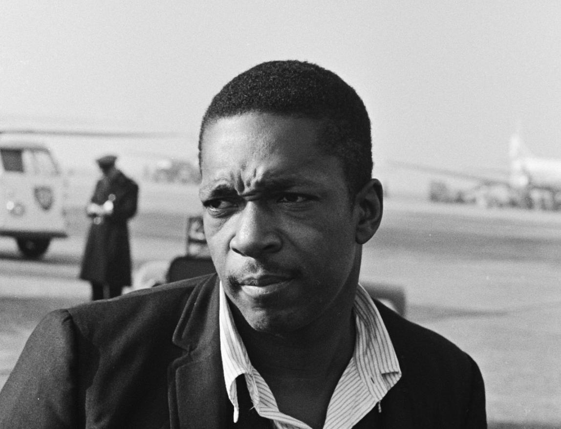 "Stream the ""Complete"" John Coltrane Playlist: A 94-Hour Journey Through 700+ Transformative Tracks"