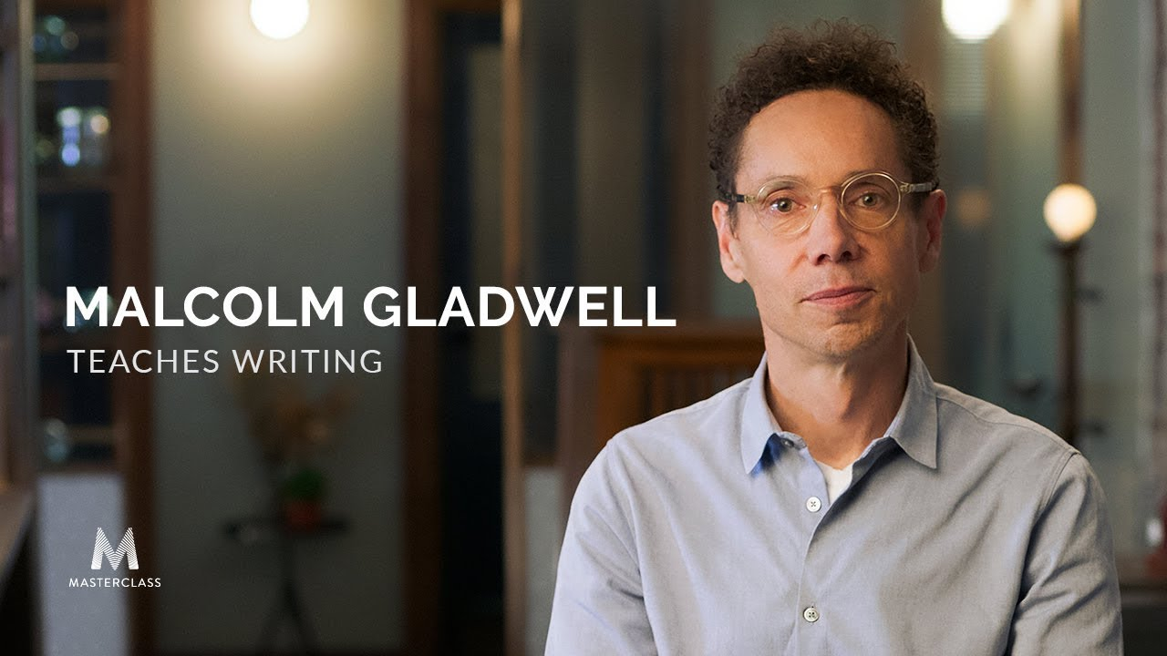 malcolm gladwell teaching his first online course a master class on how to turn big ideas into. Black Bedroom Furniture Sets. Home Design Ideas