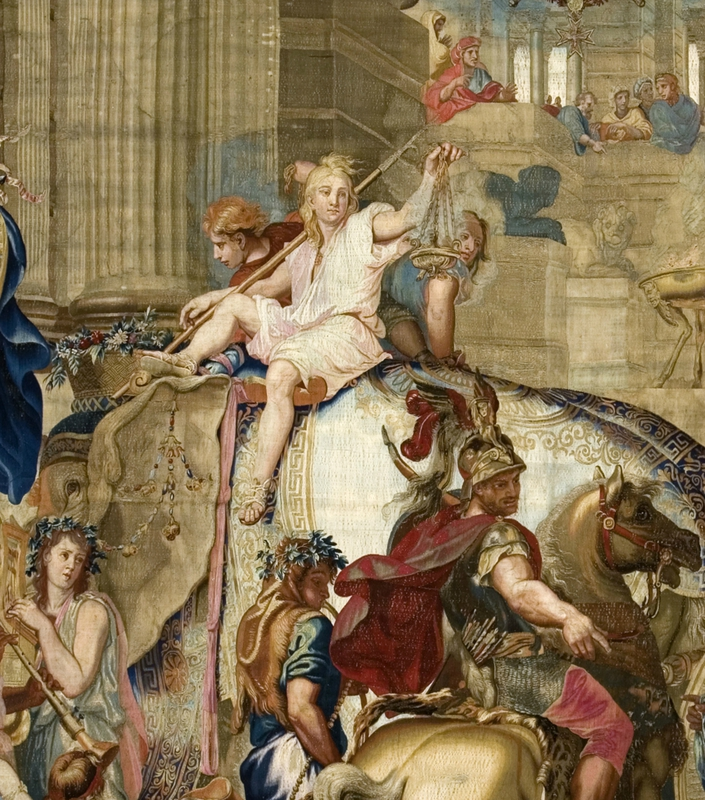 How the Ornate Tapestries from the Age of Louis XIV Were Made (and Are Still Made Today)