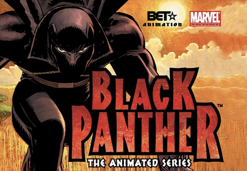 Watch the Original Black Panther Animated Series Online: All Six Episodes Now Available Thanks to Marvel