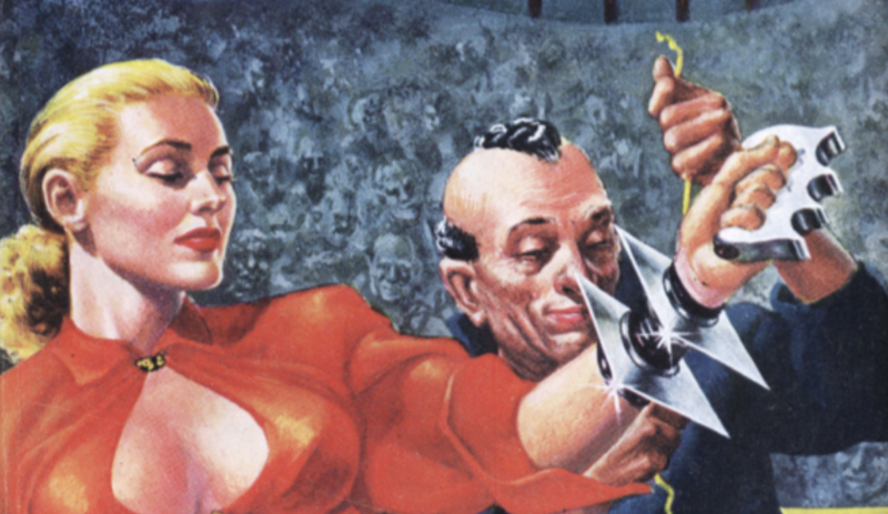 Enter the Pulp Magazine Archive, Featuring Over 11,000 Digitized Issues of Classic Sci-Fi, Fantasy & Detective Fiction