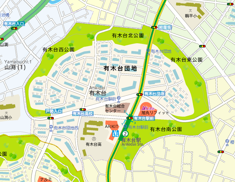 Japanese Designer Creates Incredibly Detailed & Realistic Maps of a