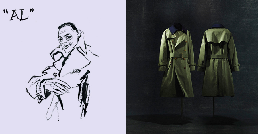 Dress Like An Intellectual Icon With Japanese Coats Inspired By The Wardrobes Of Camus Sartre Duchamp Le Corbusier Others Open Culture