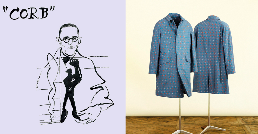 Dress Like an Intellectual Icon with Japanese Coats Inspired