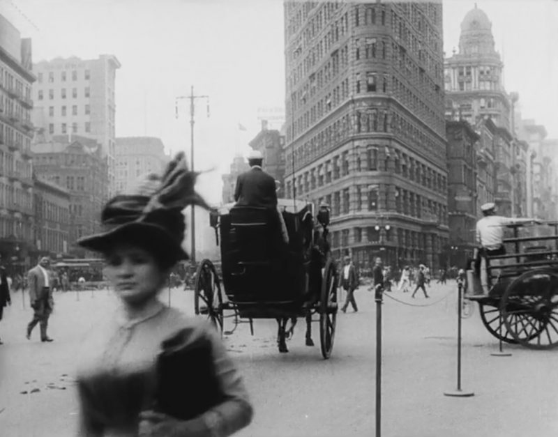 Immaculately Restored Film Lets You Revisit Life in New York City in