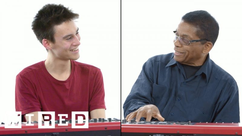 The Concept of Musical Harmony Explained in Five Levels of Difficulty, Starting with a Child & Ending with Herbie Hancock
