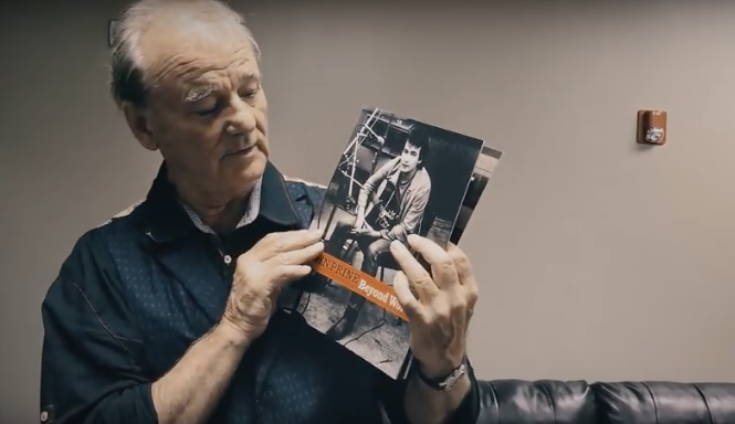Bill Murray Explains How He Was Saved by John Prine