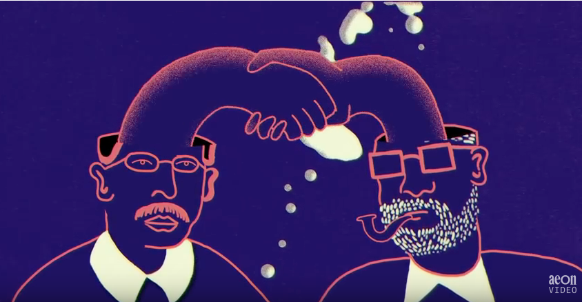 The Famous Break Up of Sigmund Freud & Carl Jung Explained in a New Animated Video