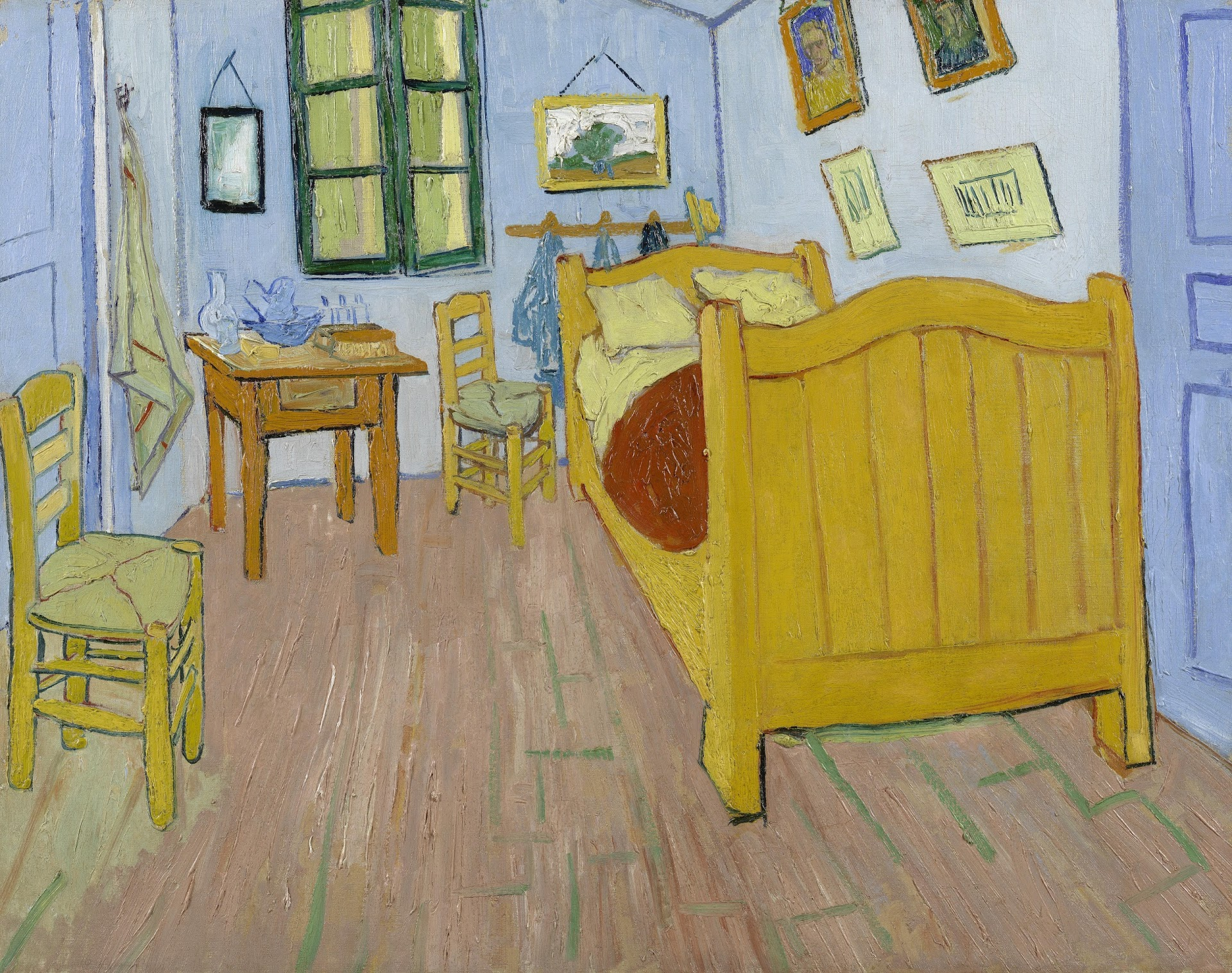 Nearly 1,000 Paintings & Drawings by Vincent van Gogh Now Digitized and Put Online: View/Download the Collection