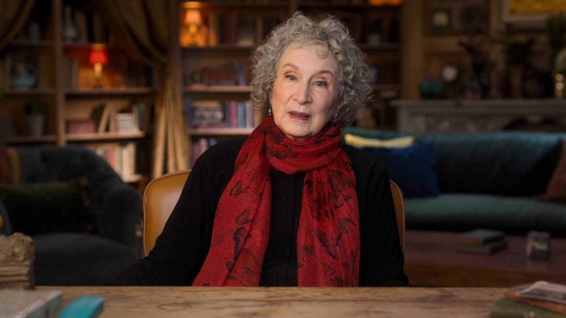 Margaret Atwood Offers a New Online Class on Creative Writing