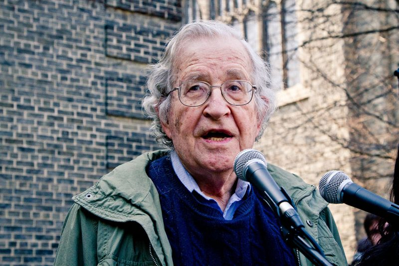 """Noam Chomsky Defines The Real Responsibility of Intellectuals: """"To Speak the Truth and to Expose Lies"""" (1967)"""