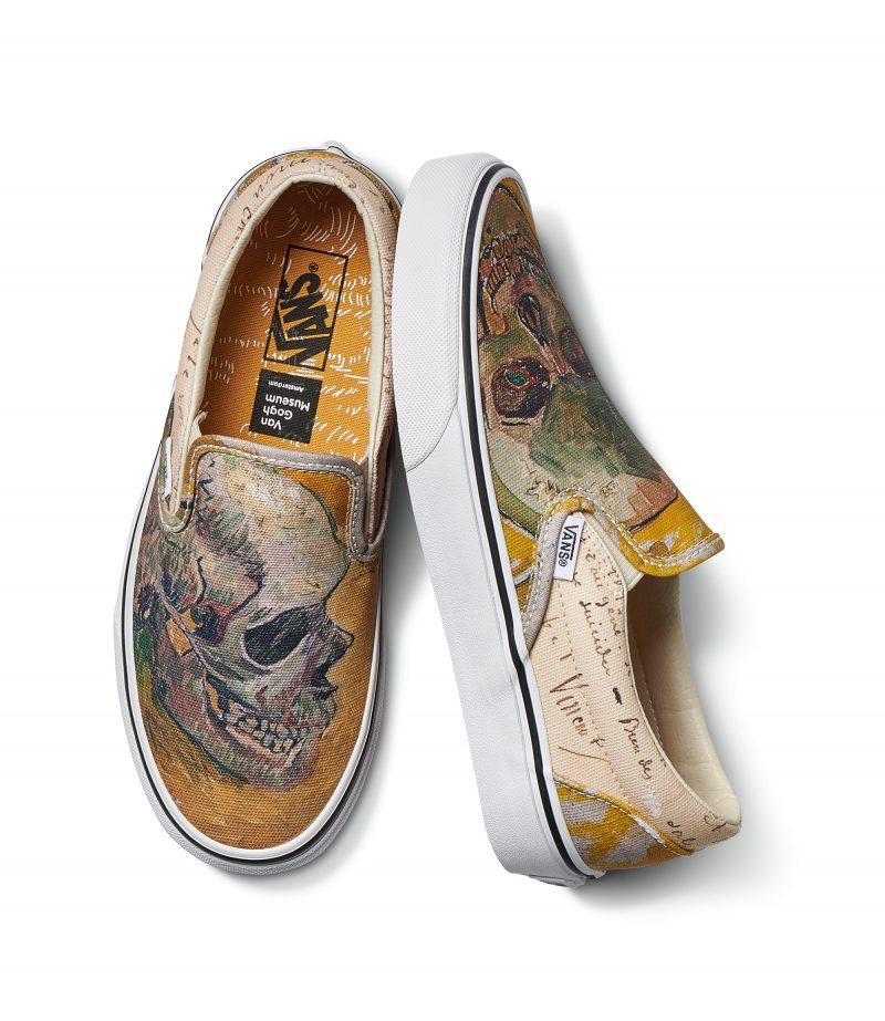 Van Gogh's Art Now Adorns Vans Shoes Åpen kultur  Open Culture