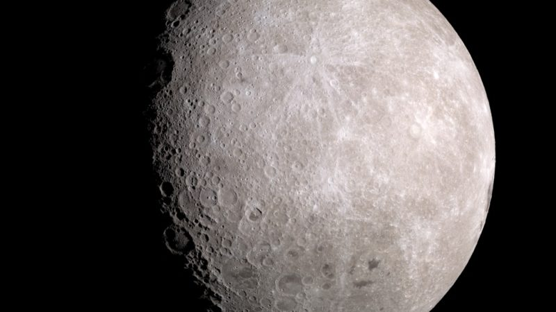 """NASA Creates a Visualization That Sets Breathtaking Footage of the Moon to Claude Debussy's """"Clair de Lune"""" (Moonlight)"""