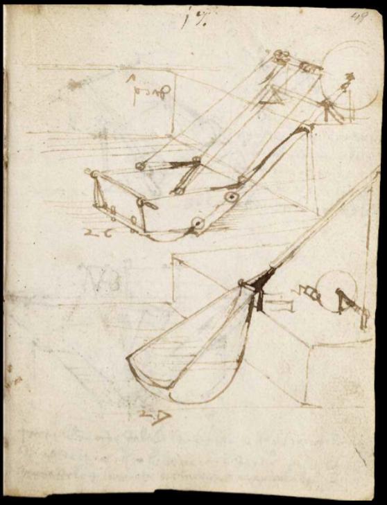 Leonardo da Vinci's Earliest Notebooks Now Digitized and Made Free Online Artes & contextos Leonardo VA2