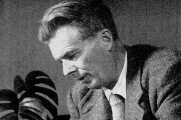"When Aldous Huxley, Dying of Cancer, Left This World Tripping on LSD, Experiencing ""the Most Serene, the Most Beautiful Death"" (1963)"