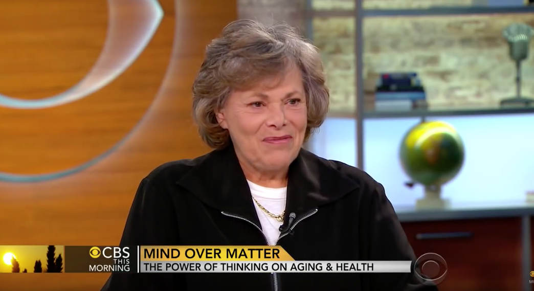 You're Only As Old As You Feel: The Research of Harvard Psychologist Ellen Langer Shows Why Age May Be a Mindset