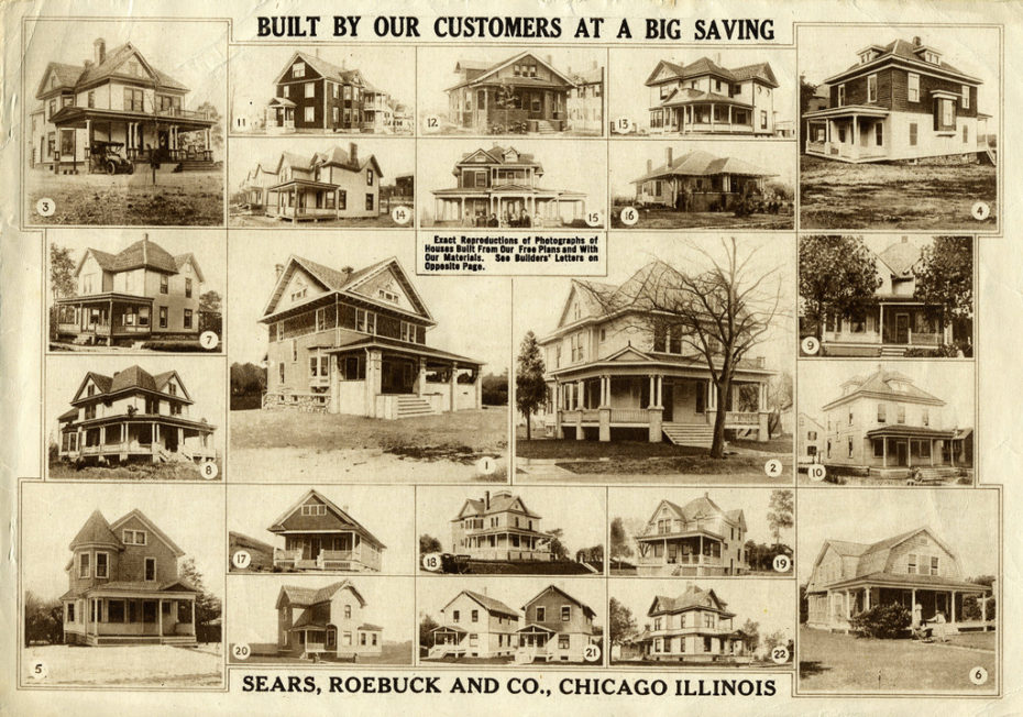 Sears Sold 75,000 DIY Mail Order Homes Between 1908 and 1939 ... on 1910 house plans, sectional house plans, 1912 house plans, 4 bedroom house plans, government house plans, 1900 house plans, united states house plans, craftsman style house plans,