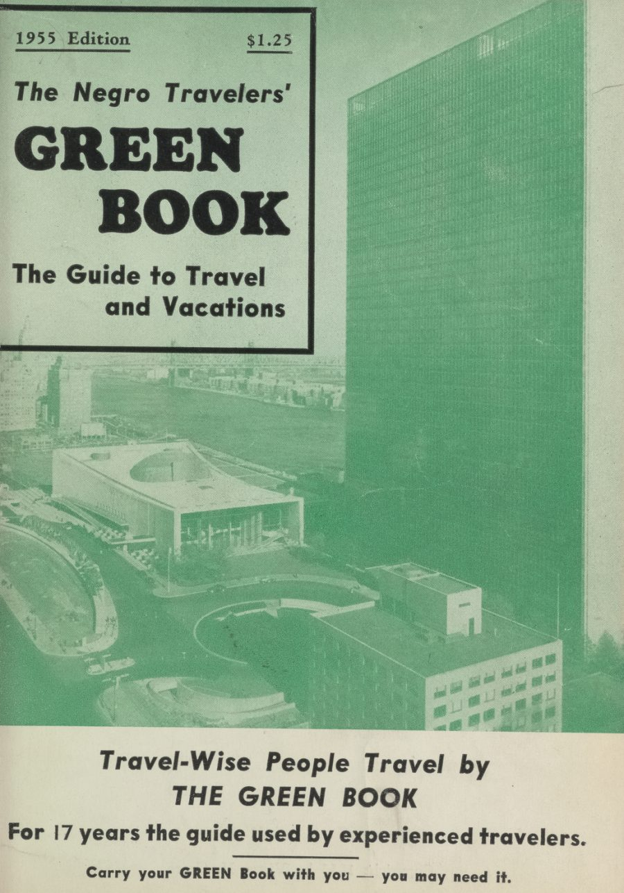 Online Green Book Black Travel Guide