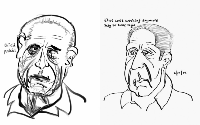 Leonard Cohen's Last Work, The Flame Gets Published: Discover His Final Poems, Drawings, Lyrics & More