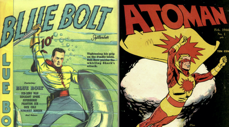 Free: Download 15,000+ Free Golden Age Comics from the Digital Comic Museum