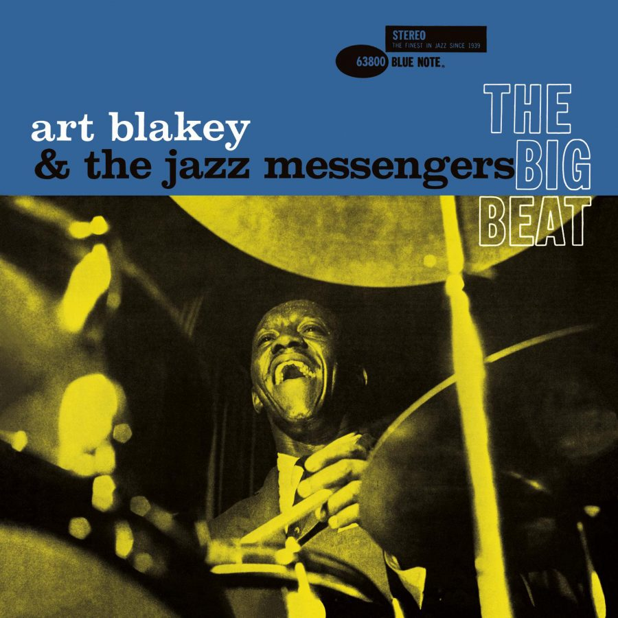 The Impossibly Cool Album Covers of Blue Note Records: Meet the Creative Team Behind These Iconic Designs Artes & contextos ArtBlakey TheBigBeat e1542870829234
