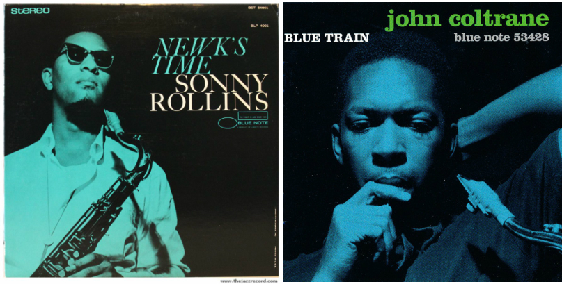 the impossibly cool album covers of blue note records meet the
