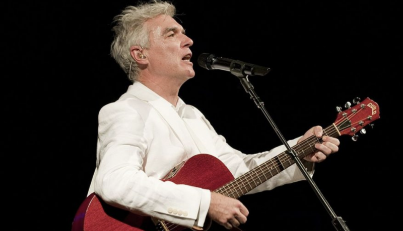 David Byrne Creates a Playlist of Eclectic Music for the Holidays: Stream It Free Online