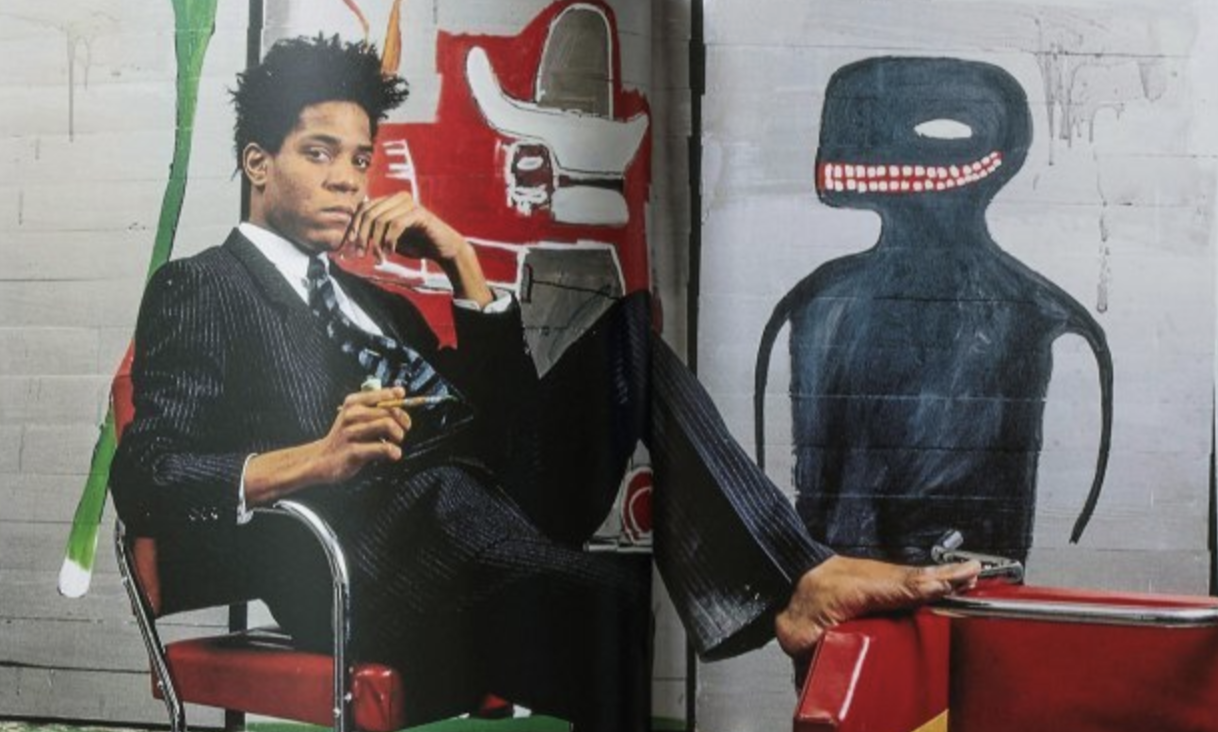 Take a Close Look at Basquiat's Revolutionary Art in a New 500-Page, 14-Pound, Large Format Book by TASCHEN