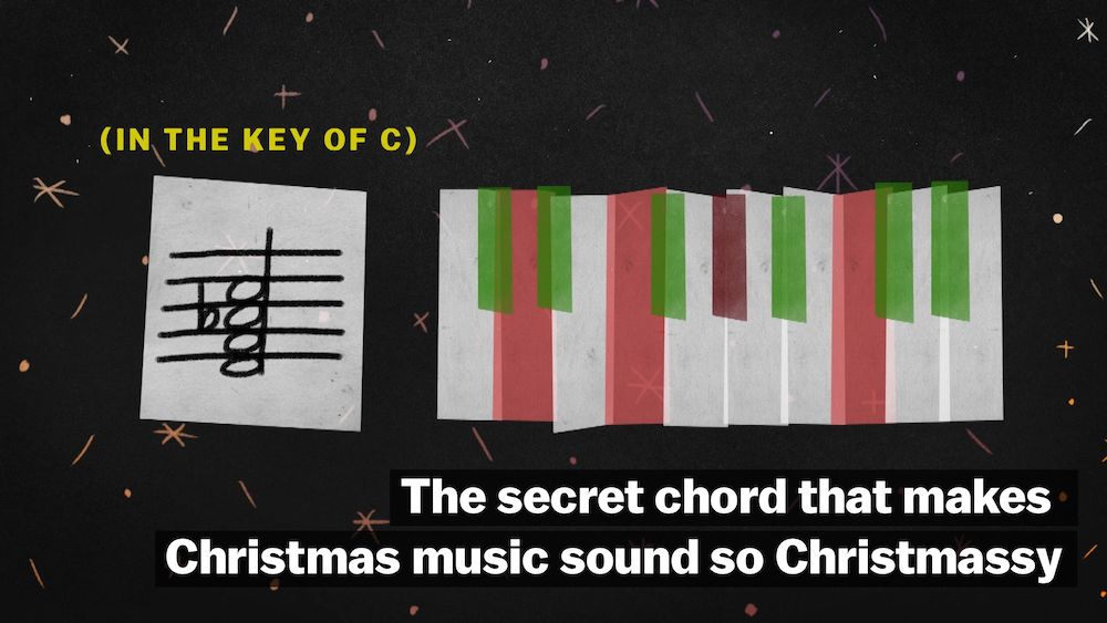 What Makes Music Sound Like Christmas Music? Hear the Single Most Christmassy Chord of All Explained