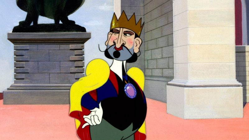 The King and the Mockingbird: The Surreal French Animated Film That