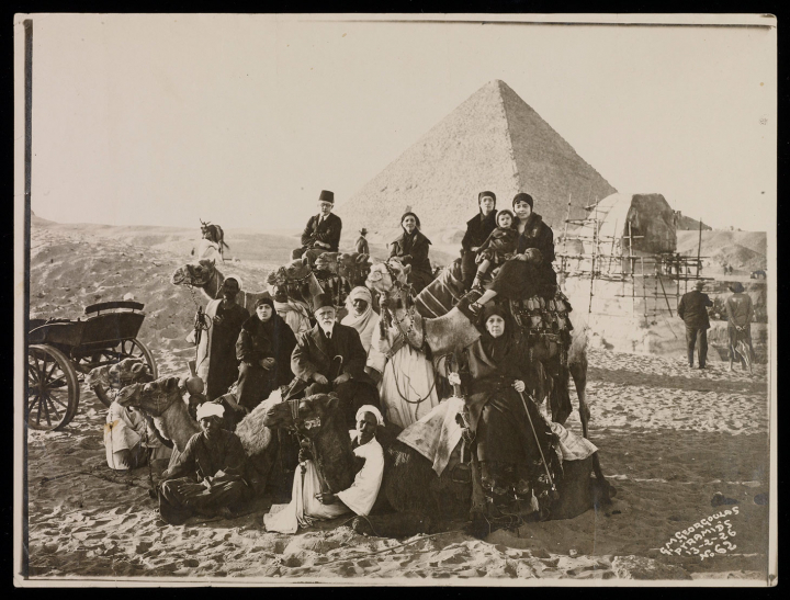 Free: Download Thousands of Ottoman-Era Photographs That Have Been