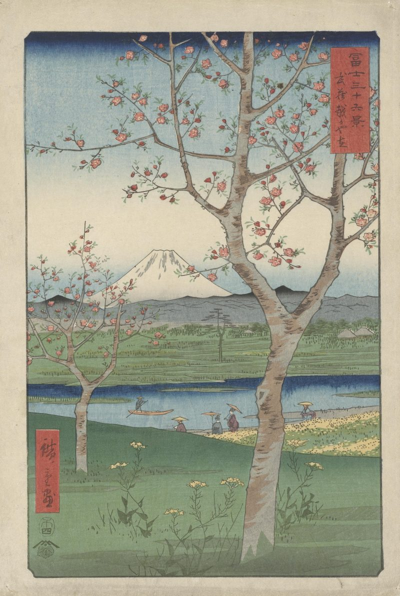 """Download Vincent van Gogh's Collection of 500 Japanese Prints, Which Inspired Him to Create """"the Art of the Future"""" Artes & contextos vangoghmuseum n0090V1962 3840 e1547534068510"""