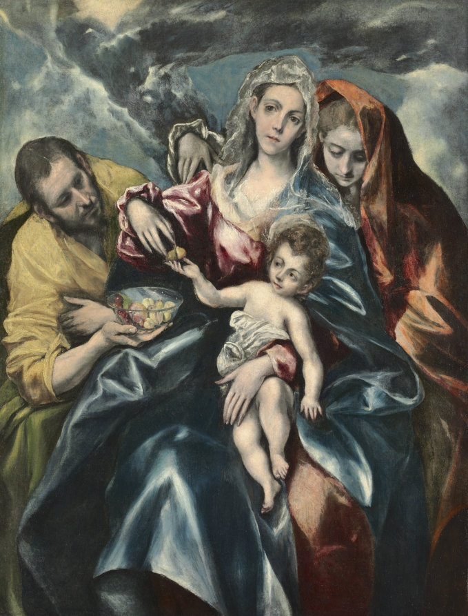 The Cleveland Museum of Art Digitizes Its Collection, Putting 30,000 Works Online and Into the Public Domain Artes & contextos ElGreco Family