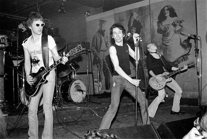 CBGB's Heyday: Watch The Ramones, The Dead Boys, Bad Brains