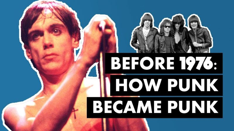 A Short History of Punk: From Late 50s Rockabilly and Garage Rock to The Ramones & Sex Pistols