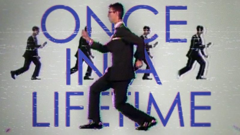 """How Talking Heads and Brian Eno Wrote """"Once in a Lifetime"""": Cutting Edge, Strange & Utterly Brilliant"""