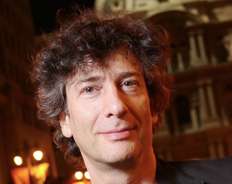Hear Neil Gaiman Read Aloud 15 of His Own Works, and Works by 6 Other Great Writers: From The Graveyard Book & Coraline, to Edgar Allan Poe's The Raven & Dickens' A Christmas Carol