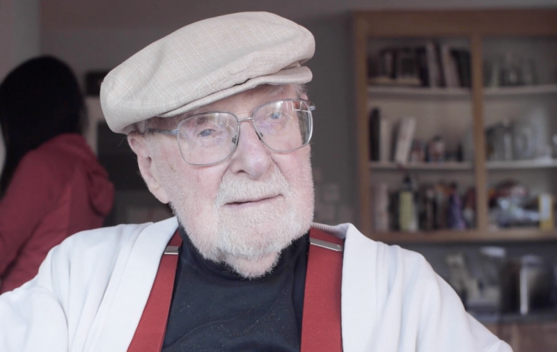 97-Year-Old Philosopher Ponders the Meaning of Life: ?What Is the Point of It All??