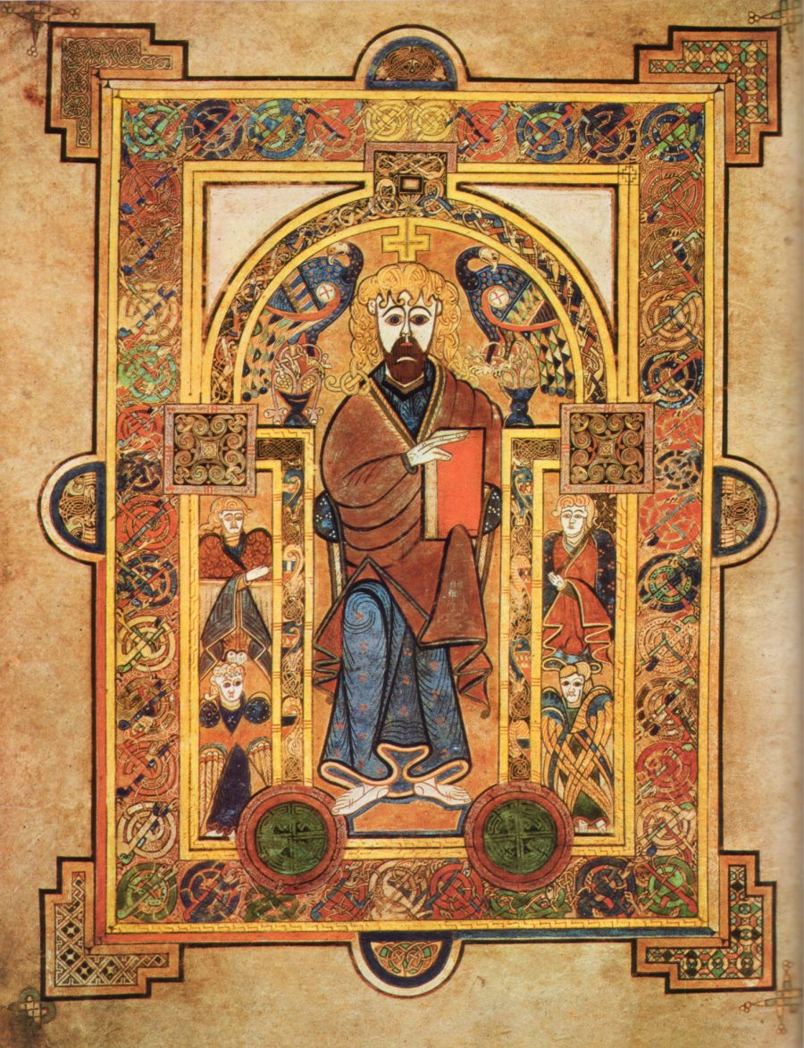 The Medieval Masterpiece The Book Of Kells Is Now Digitized Put Online Open Culture
