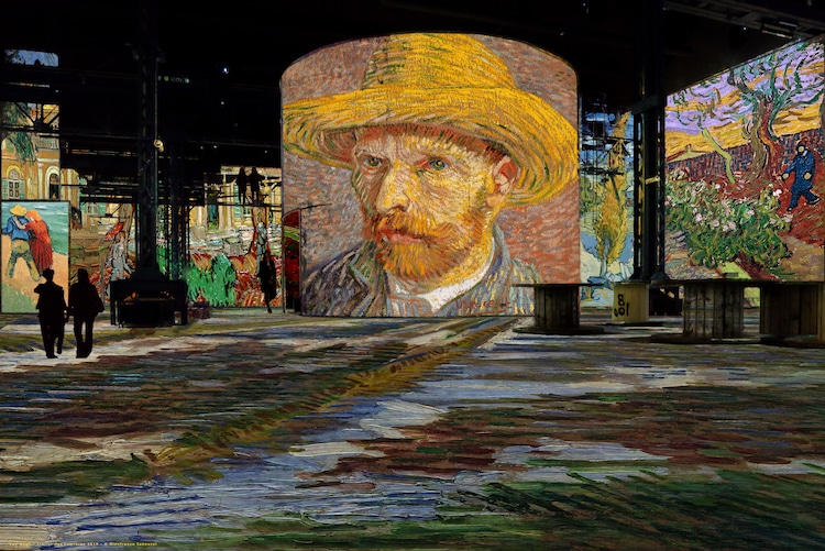 Take a Journey Inside Vincent Van Gogh's Paintings with a New Digital Exhibition