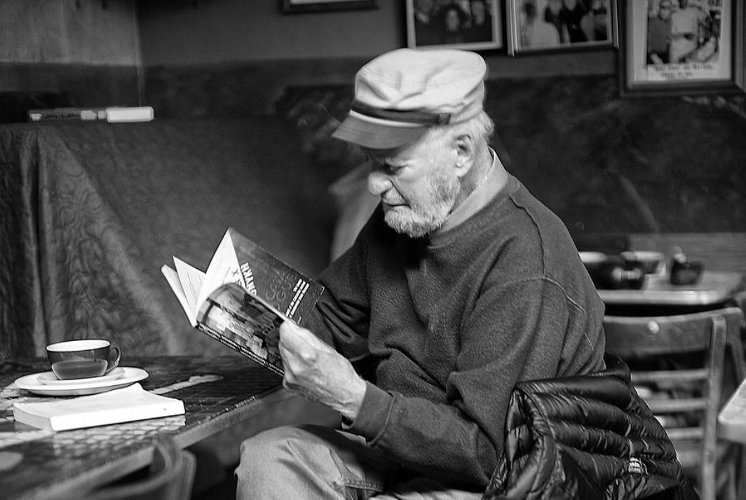 Lawrence Ferlinghetti america