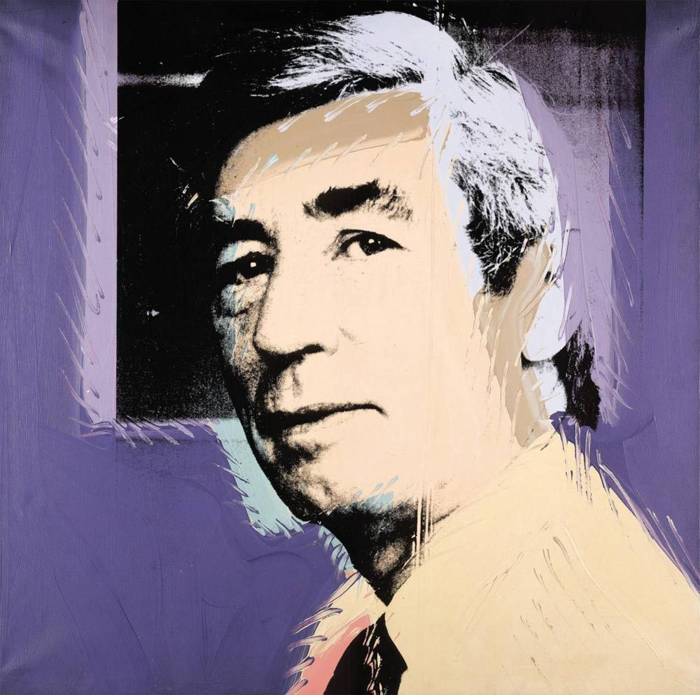 Warhol may not have known what to say forty years ago, but in that time  Hergé has unquestionably ascended into the institutional pantheon of  Western art: ...
