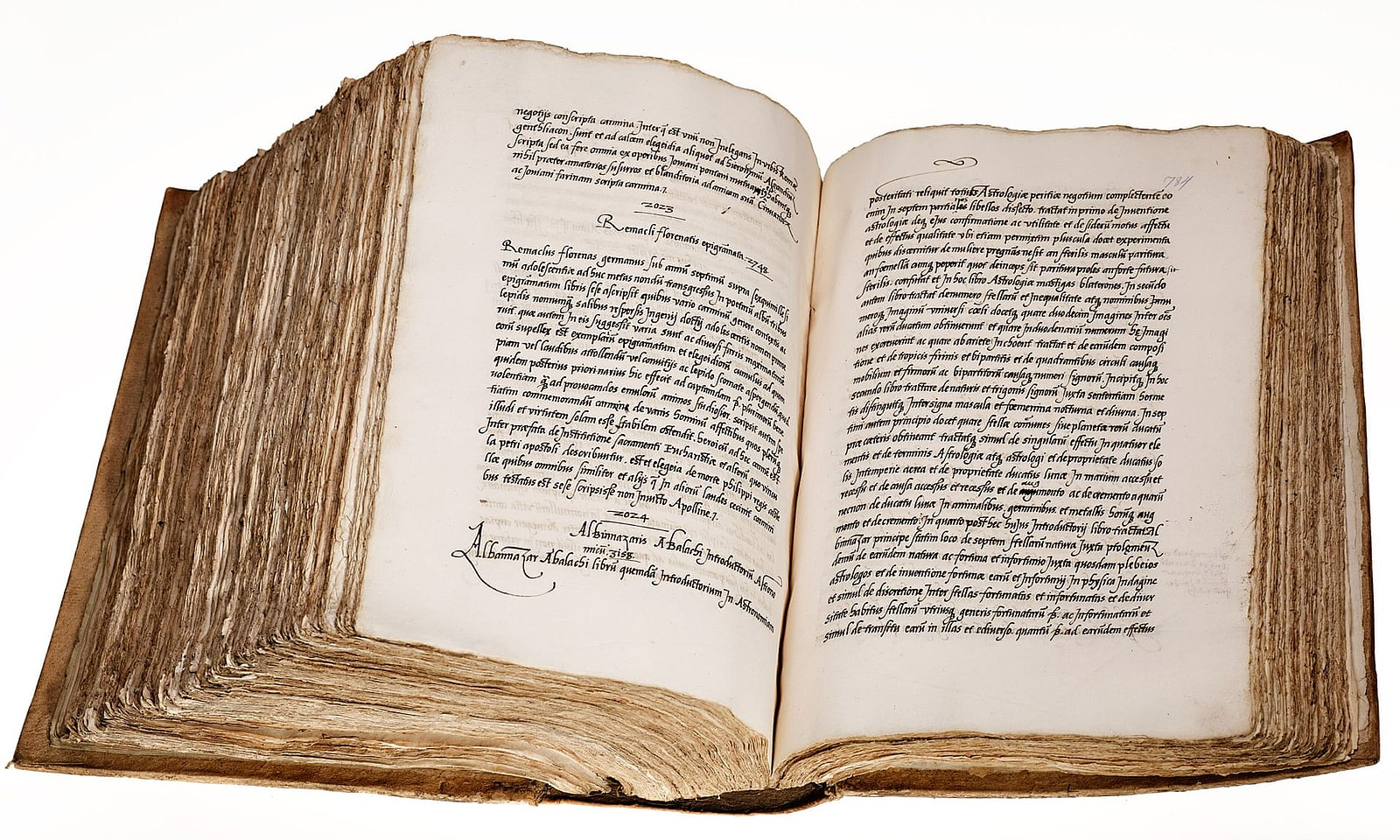 """A 16th Century """"Database"""" of Every Book in the World Gets Unearthed: Discover the Libro de los Epítomes Assembled by Christopher Columbus' Son"""