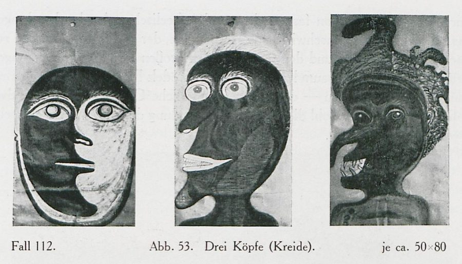 The Artistry Of The Mentally Ill The 1922 Book That Published The Fascinating Work Of Schizophrenic Patients And Influenced Paul Klee Wassily Kandinsky Other Avant Garde Artists Open Culture